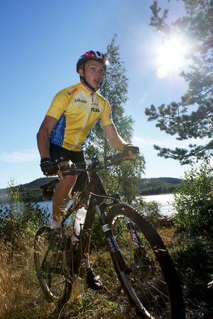Marcus Niemi från Örnsköldsvik är i toppform lagom till VM.