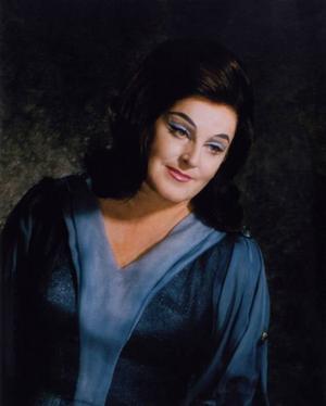 Till minne. Tre år efter Birgit Nilssons död offentliggörs Birgit Nilsson Prize – ett av världens allra största musikpriser. Foto: Fotostudio Fayer