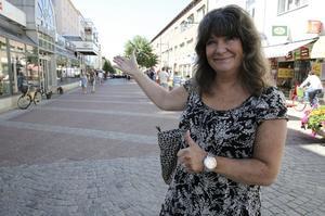 Sussi Sakofall, Unika Ludvika, säger att årets Sommarkalas ska bli öppnare än någonsin.