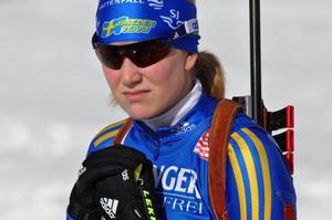 Mer nöjd än missnöjd var faktiskt Helena Jonsson efter sin 26:e plats. Tävlingar på hög höjd har aldrig varit hennes melodi. Gårdagen var inget undantag.