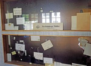 Mycket i Möbelfabriken har bevarats.