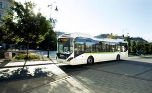 Ett välkomnande på bussen skulle inte skada tycker signaturen