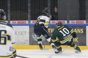 Tholander i senaste mötet med Sundsvall, nu är det dags att besöka Sundsvall Energi Arena för returmöte.