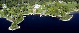 """""""Det är inte lätt att ta sig ner till stranden  på Norrlandet"""", säger Seppo Laine, ordförande i Byggnads- och miljönämnden."""