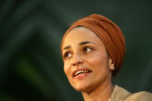 Zadie Smith. Arkivbild.