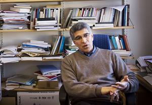 Masoud Kamali är professor i socialt arbete vid Mittuniversitetet. Han blev känd för en bredare allmänhet när han arbetade som den dåvarande integrationsministern Mona Sahlins (S) särskilde utredare i diskrimineringsfrågor.