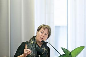 Linnea Stenklyft (S), ordförande i individ- och omsorgsnämnden i Sollefteå kommun.