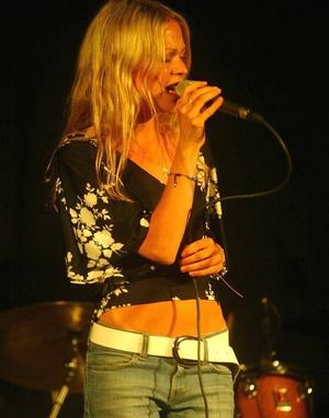 Ida Segersten på Yran 2003.