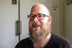 Jonas Nordmark är naturligtvis glad över att den gamle mannen nu får vård på Östersunds sjukhus.