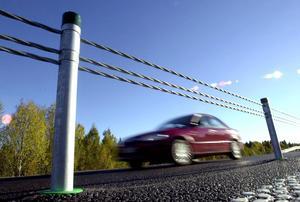 Mittäcke mellan Borlänge och Djurås ska minska antalet olyckor. men satsningen får vänta.