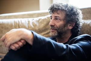 Den brittiske fantasyförfattaren Neil Gaiman är inspirerad av nordisk mytologi.