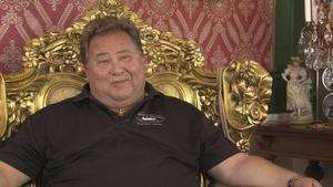 Med programmen Karlssons i TV3 och Svenska miljonärer i Kanal 5 blev Leif-Ivan Karlsson ett välkänt ansikte. Foto: TV3