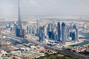 Nu ska Dubai få ännu en byggnad som är störst i världen.