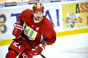 Radek Smolenak var petad mot Vita Hästen.