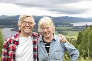 Lena Michelson och Staffan Michelson är de nya ägarna till Åsberget.