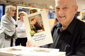 Nu är boken om Bergslagspostens historia klar. Göran Karlsson heter bokens författare.