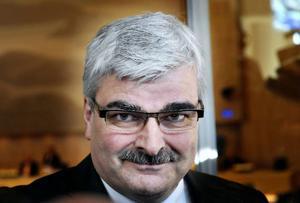 S-ledaren  Håkan Juholt.