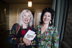 Suzanne Osten och America Vera-Zavala regidebuterar på Dramaten i höst.   Vilhelm Stokstad/TT