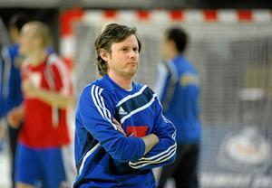Ulf Nyström har hittat en ny målvakt.