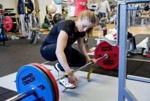 Kajsa Kling är starkare än någonsin – det visar alla testresultaten.