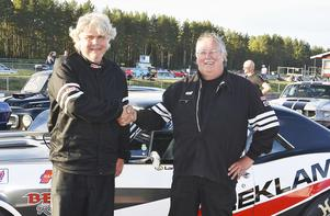 Lars Bodén, Hudiksvall, gratulerar Lars