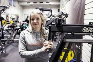 Gymen i Östersund har sedan ett år tillbaka jobbat gemensamt med att få gymen fria från dopning. Linda Nyberg, på Gym24, är positiv till samarbetet.