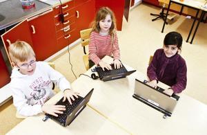 Norrtullskolan är först i Söderhamn med den nya pedagogiken