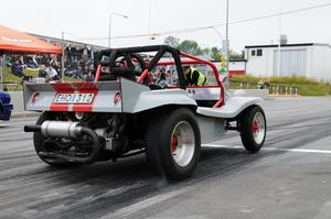 Janne Anderssons beachbuggy.