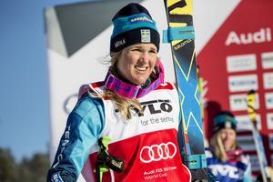 Anna Holmlund vårdas fortfarande på sjukhus i Bolzano efter olyckan i måndags.