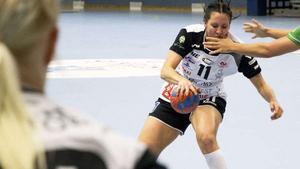 Ellenor Nilsson-Åström var målbäst i matchen mot Höör