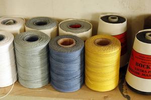 Planer finns på att starta försäljning av tyger och annat material hantverkare kan behöva,