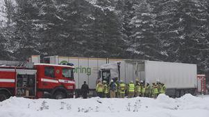 Olyckan i Mogetorp, den 21 januari 2015.