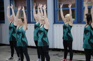 Gnarps gymnastikförening firar i år 80 år som förening. Och det firades så klart på Gnarpsdagen.