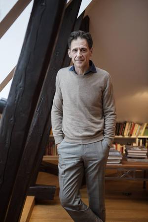 David Lagercrantz blickar tillbaka på ett stormigt 2015. Han sammanfattar året med orden