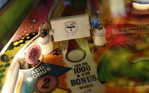 Spela klassiska flipperspel med Flipperfabriken i Badhusparken.
