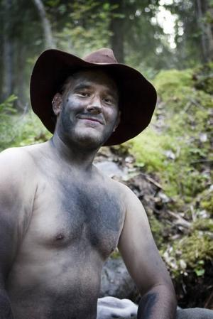 Gruvdräng på berget: Thobias Sivardsson