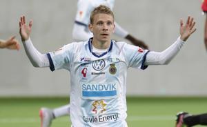 Johan Bertilsson är, precis som vanligt, med i Gefles startelva.