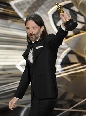Filmfotografen Linus Sandgren fick en Oscar.