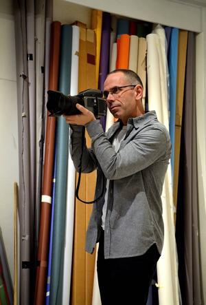 Tony Bergkvist har arbetat som fotograf i 25 år och har fotat allt mellan vindkraftverk till mindre reklamfilmer.