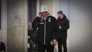 Johan Hedfors, tränare VSK.