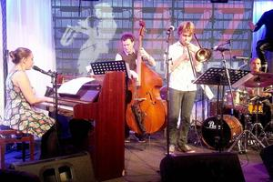 Amy Campbell Quartet.