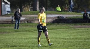 Lisa Fröjdfeldt höll nollan när Mohed vann säsongens sista match. Laget stannar därmed i division 1.