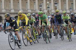 Två avlidna på två dagar: cykelvärlden skakas av ytterligare dödsfall. Cyklisterna på bilden har inget med något av dödsfallen att göra.