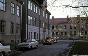 Markgatan Örebro, november 1972.