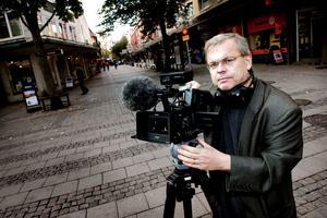 Bert Sundström har de senaste åren rapporterat främst från Ukraina och Ryssland. Arkivbild.