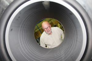 Fristående från ovako. Hans Odsberg är vd för SKF Coupling systems, det företag på brukets industriområde som inte servar eller har annat framstående samröre med Ovako. Att företaget har sin fabrik just här är mest av tradition, fabriken etablerades 1942.
