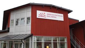 Arkivcentrum Dalarna är beläget vid Tallen i Falun.