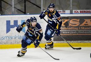 Mathias Månsson gjorde en stark insats mot Sollefteå.