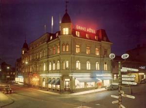 På Grand Hotell i Strömsund sägs det ska spöka.