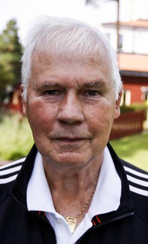 Sven-Bertil Bengtsson vill se Storsjöcupen växa.